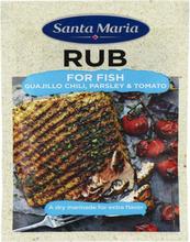 Kryddmix Rub Fish - 10% rabatt