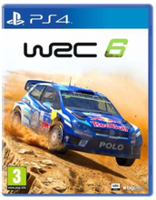 WRC 6: World Rally Championship - Sony PlayStation 4 - 12 - Kilpa-ajo