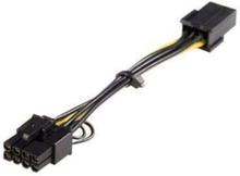 PCI Express 6 pin to 8 pin