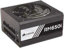 RM650i Virtalähde - 650 Watt - 135 mm - 80 Plus Kulta sertifioitu