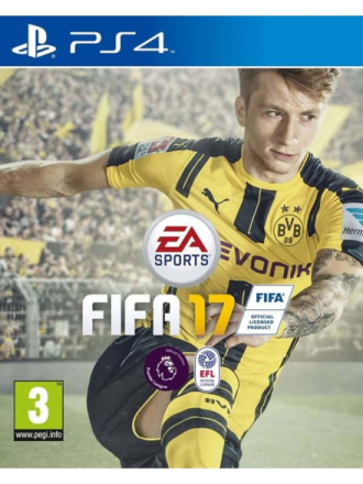 Fifa 17 - Sony PlayStation 4 - Urheilu - jalkapallo arcade