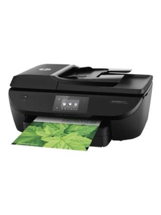 Officejet 5740 e-All-in-One Kirjoitin Monitoimilaite faksilla - väri - Muste