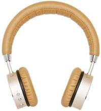 WOOFit Headphones - Golden - Ruskea