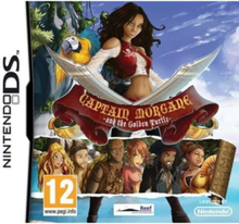 Captain Morgane and the Golden Turtle - DS - Seikkailu
