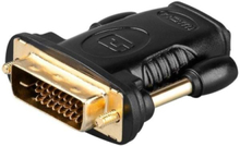 HDMI (F) - DVI-D (M) adapter