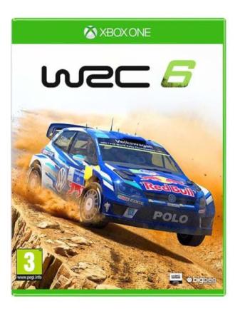 WRC 6: FIA World Rally Championship - Microsoft Xbox One - Racing