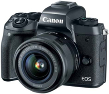 EOS M5 15-45mm IS STM