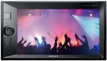 XAV V631BT - Radio-viritin LCD-näyttö