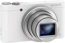 Cyber-shot DSC-WX500 - White