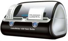 LabelWriter 450 Twin Turbo Tarratulostin - Yksivärinen - suoraan terminen