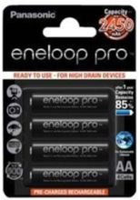 Panasonic Eneloop Pro batteri