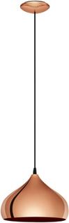 EGLO pendel HAPTON kobberfarvet 49449