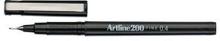 Fineliner Artline EK-200 Writing svart