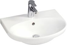 Gustavsberg Nautic 5550 Tvättställ för bult/konsolmontage