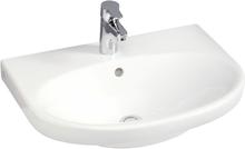 Gustavsberg Nautic 5556 Tvättställ utan blandarhål, bult/konsolmontage