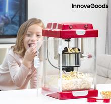 InnovaGoods Tasty Pop Times Popcornmaskine 310W Rød