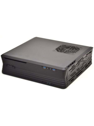 Raven Mini ITX black - Kabinet - Ultra small form factor -