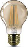 Philips Glödlampa LED Filam Guld E27 48W Dim 4st