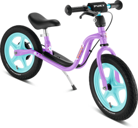 Puky LR 1L Br Lapset potkupyörä , violetti 2018 Lasten kulkuneuvot