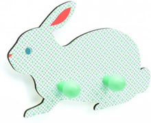 Djeco - Coat Hanger, Rabbit