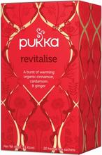 Pukka Bio-Tee Revitalise 20 stk