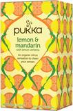 Pukka Lemon & Mandarin Tea EKO 20 påsar