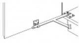 Stala Dörrmekanism Y-1233, till Eko-1, Eko-2P