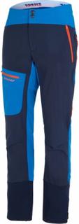 Ziener - Narek men's soft shell pants (blue) - 48