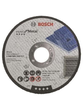 Katkaisulaikka, suora, Expert for Metal A 30 S BF, 115 mm, 2,5 mm