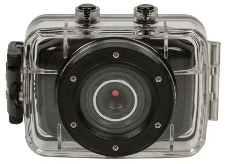 König HD action kamera, 720p, vedenpitävä kotelo