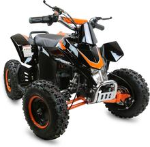 Mini El-ATV för barn | 1000W | Svart/orange