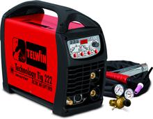 Telwin Technology Tig 222 AC/DC-HF/LIFT VRD Svetsmaskin