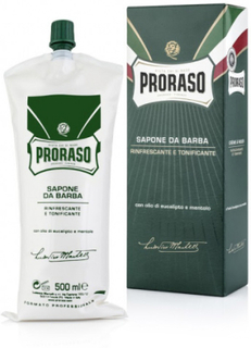 Proraso Eucalyptus - Menthol Shaving Cream Barber Size 500 ml