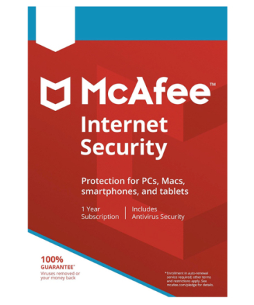 McAfee Total Protection 2019 - 3 PC / 1 år