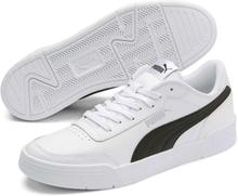 Puma Caracal Skinnsneakers, vit