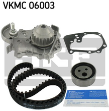 Vattenpump + kuggremssats SKF VKMC 06003