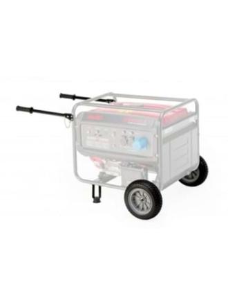 Wheelset w. 2 Wheels and Handles
