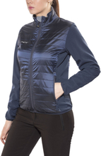 Meru Saskatoon Hybrid Jacket Dam dress blue 2017 XS Klättring Jackor