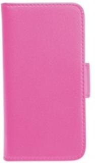 Gear By Carl Douglas Samsung Galaxy S4 Wallet Rosa Læder