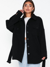 NLY Trend Belted Shacket