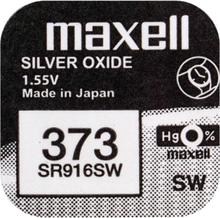 372/373/SR916SW/SR68/V373 Knappcell Batteri