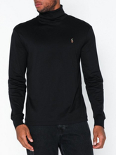 Polo Ralph Lauren Turtle Long Sleeve Knit Puserot Black