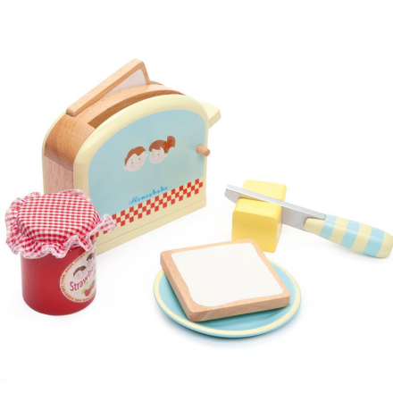 Le Toy Van - Honeybake Toaster Set (LTV287)