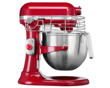 KitchenAid Professional køkkenmaskine rød 6,9 liter