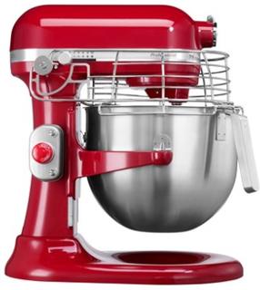 KitchenAid Professional köksmaskin röd 6,9 liter