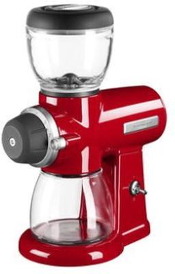 KitchenAid Artisan kaffekvarn röd 200g