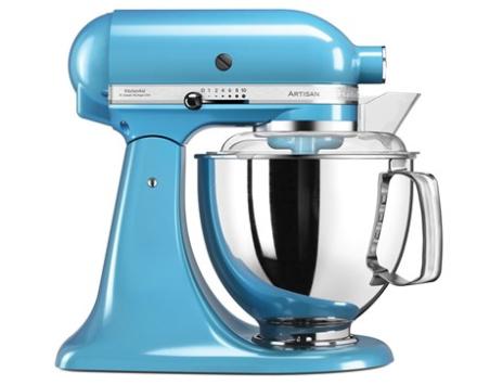 KitchenAid Artisan 175 Køkkenmaskine 4,8 liter Crystal Blue