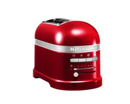 KitchenAid Artisan brødrister rød metalic,
