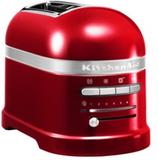 KitchenAid Artisan Brödrost 2 skivor Röd Metallic