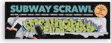 Dokument Press - Subway Scrawl - Multi - ONE SIZE